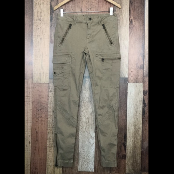 da3933fa Polo by Ralph Lauren Pants - Ralph Lauren Polo - skinny cargo pants sz 4